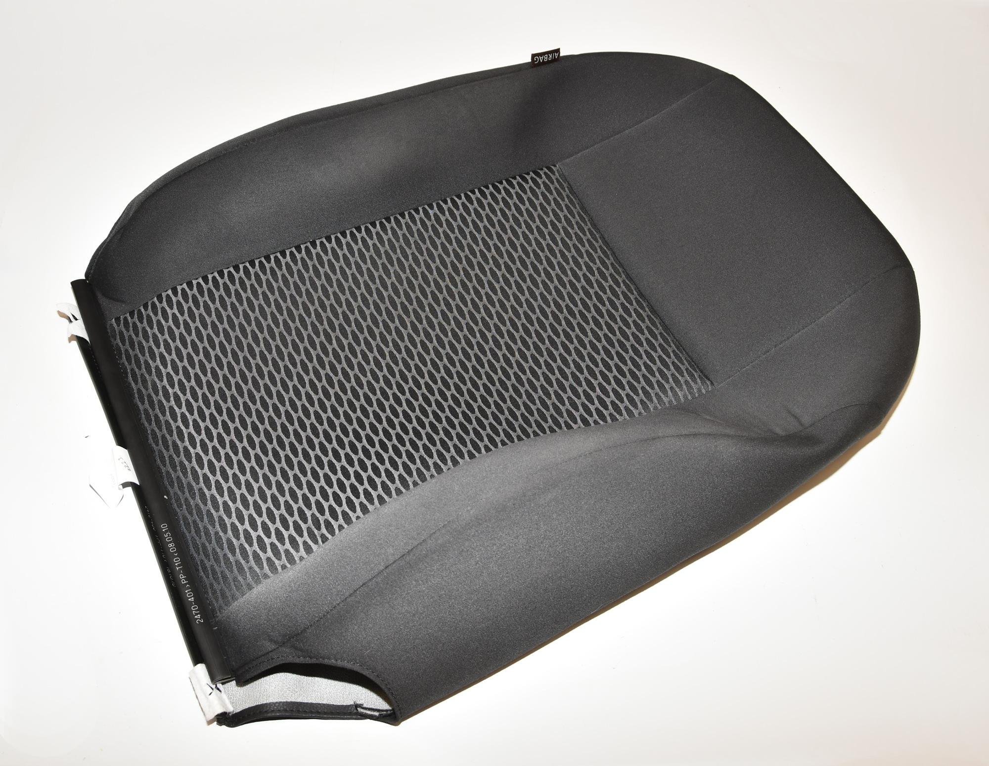 Lehnenbezug Sitzbezug Vorne,Rechts 5K4881806AB YDA Golf 6 5K Original