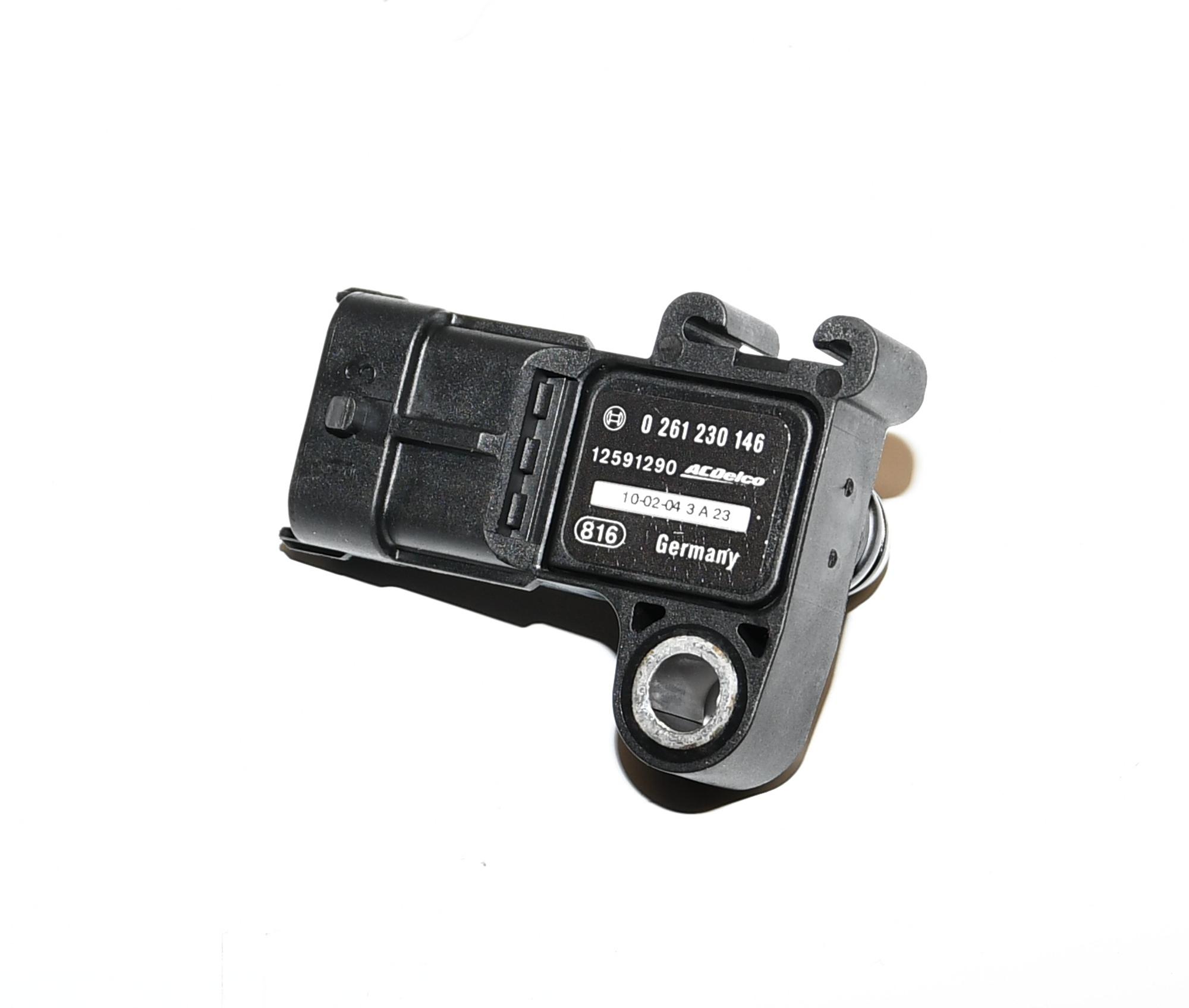 Drucksensor MAP Sensor  12591290 Corsa D Original Bosch