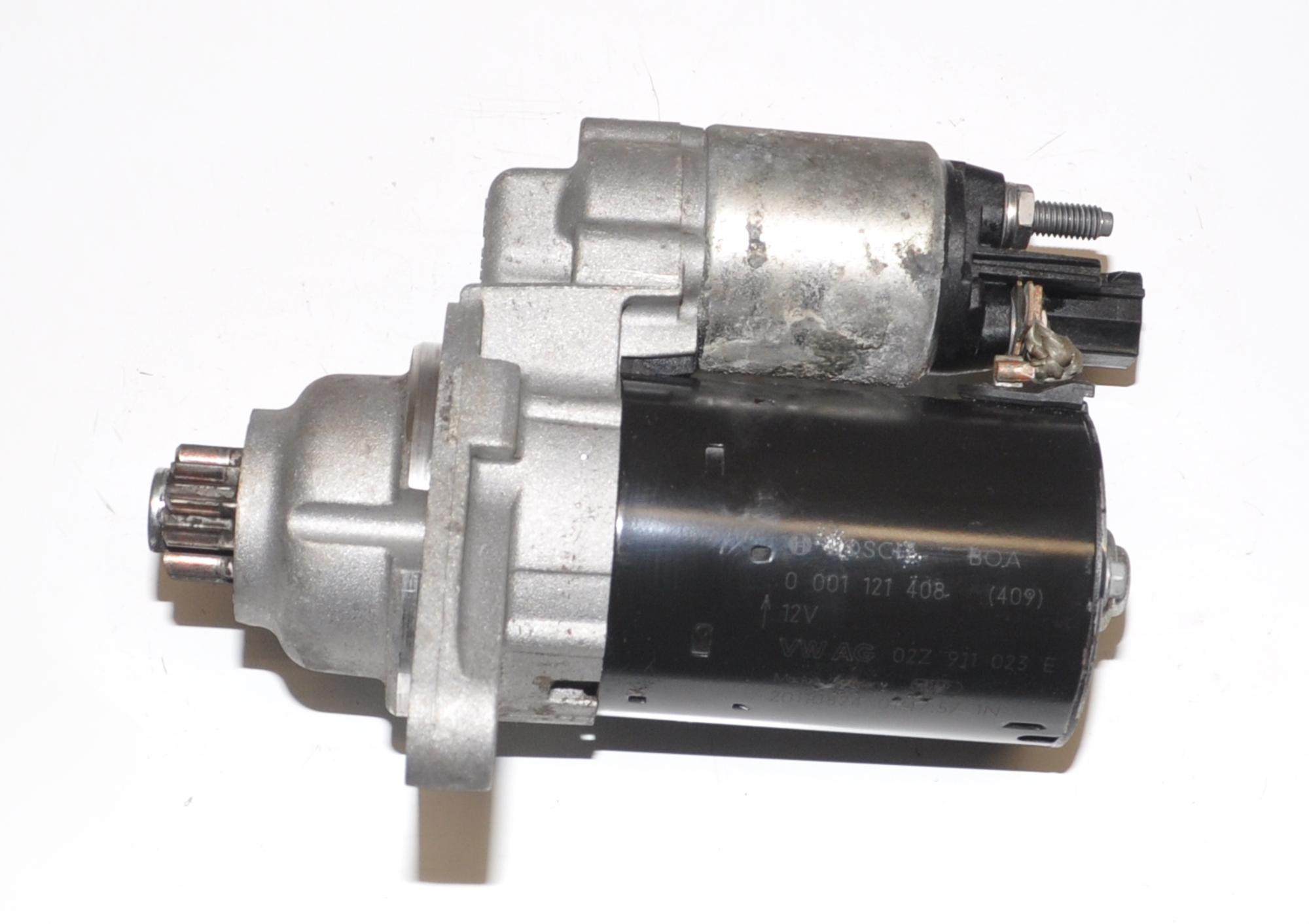 Anlasser Starter  02Z911023E Superb II Kombi Original Bosch