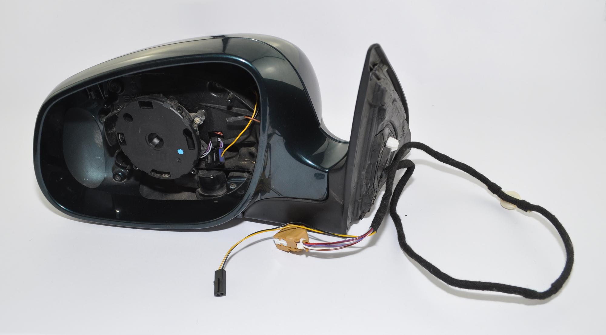 Außenspiegel elektr. anklappbar Vorne,Links 95573122700 Cayenne S 9P Original