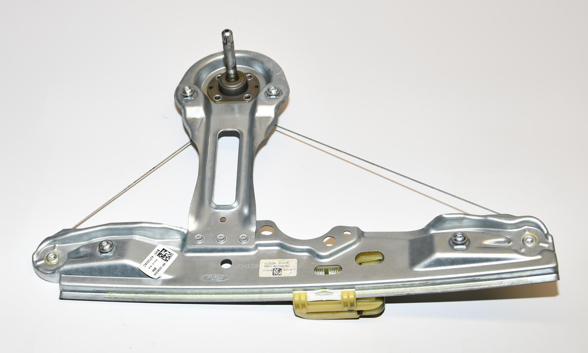 Fensterhebermechanik manuell Hinten,Rechts BM51-A27000-AC Focus III Turnier Ford
